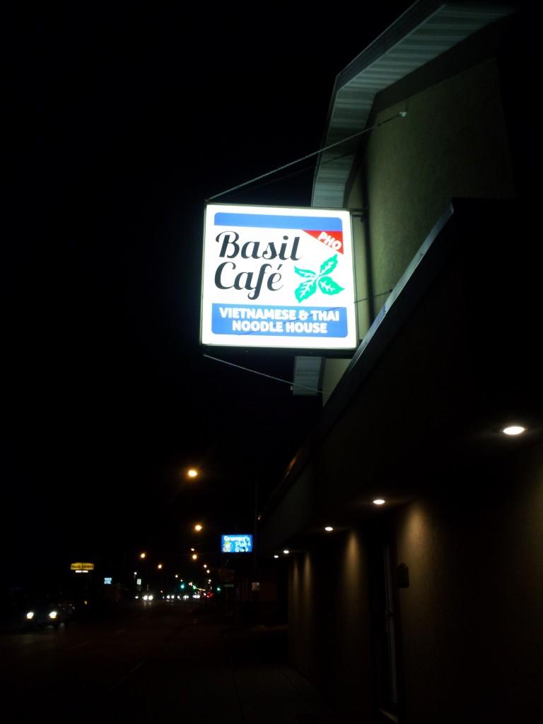 Basil cafe