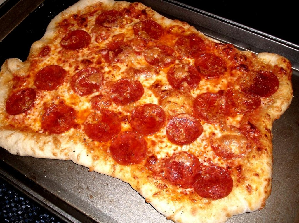 Homemade Pizza Update - Fox Valley Foodie