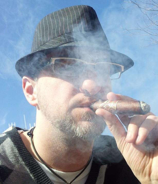 Appleton Cigar Smoking