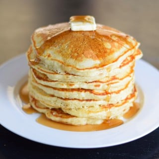 The Secret to Perfect Buttermilk Pancakes from Scratch
