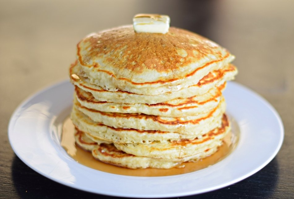 Buttermilk pancake from scratch recipe