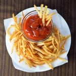 French fries from scratch