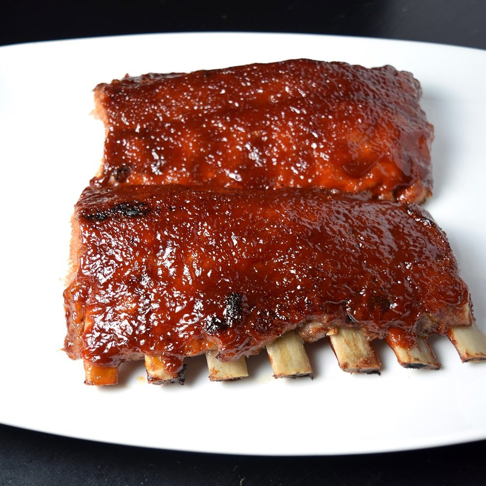 Step-by-step recipe for pork ribs in the oven