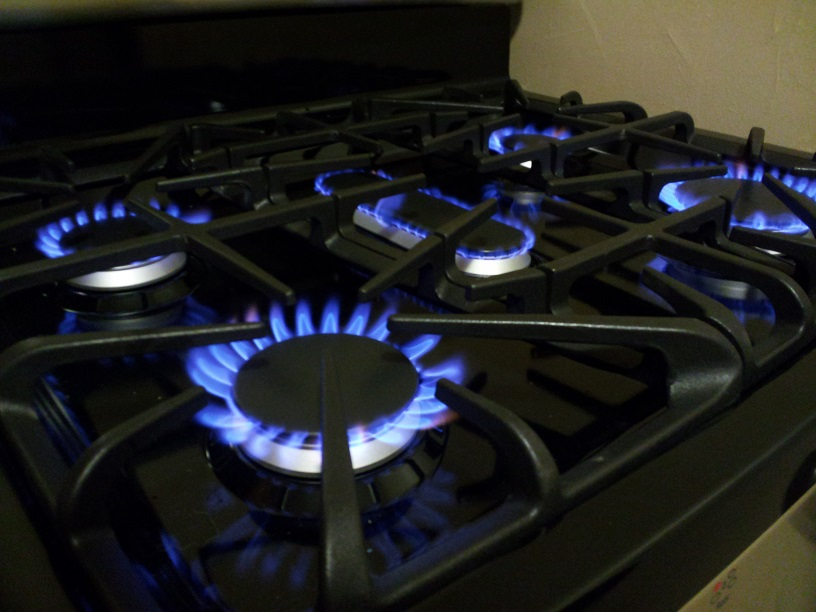 ... Electric Stove. Gas ...