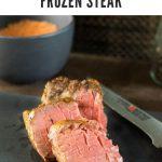 How to Cook Frozen Steak #beef #steak