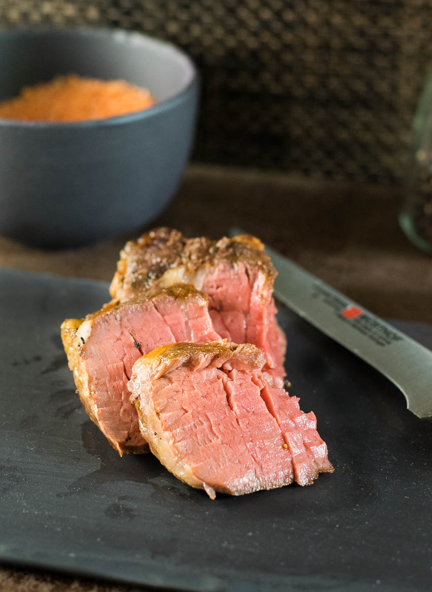 How to Cook a Perfect Frozen Steak