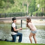 Fox Valley Foodie getting engaged