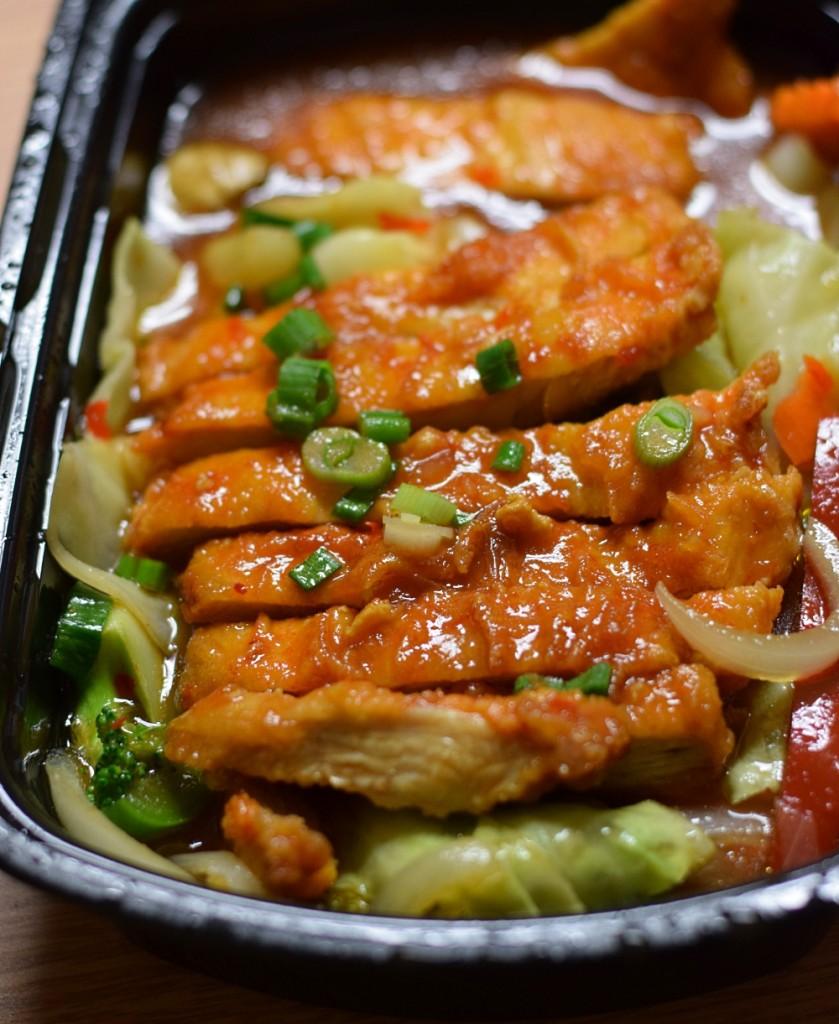 Cy's Asian Bistro Hawaiian Chicken