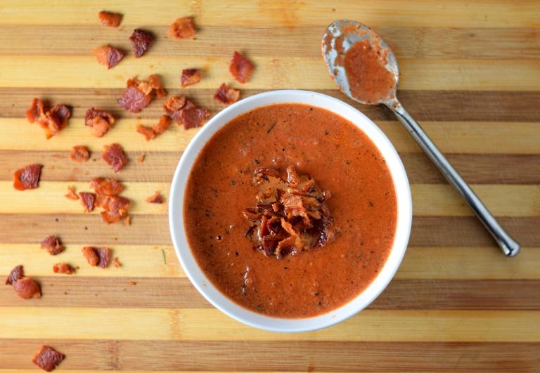 Fire roasted tomato soup recipe