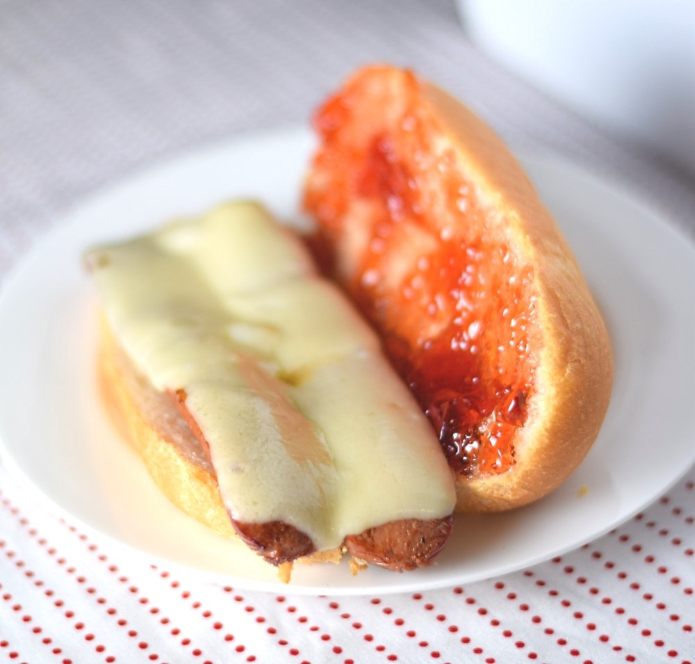 Monte Cristo Hot Dog recipe