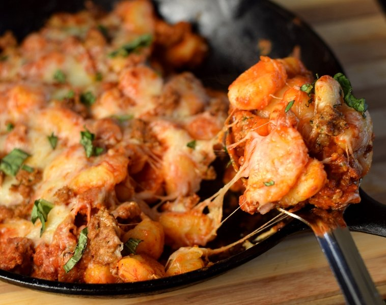 Baked Gnocchi And Sausage Recipe Fox Valley Foodie