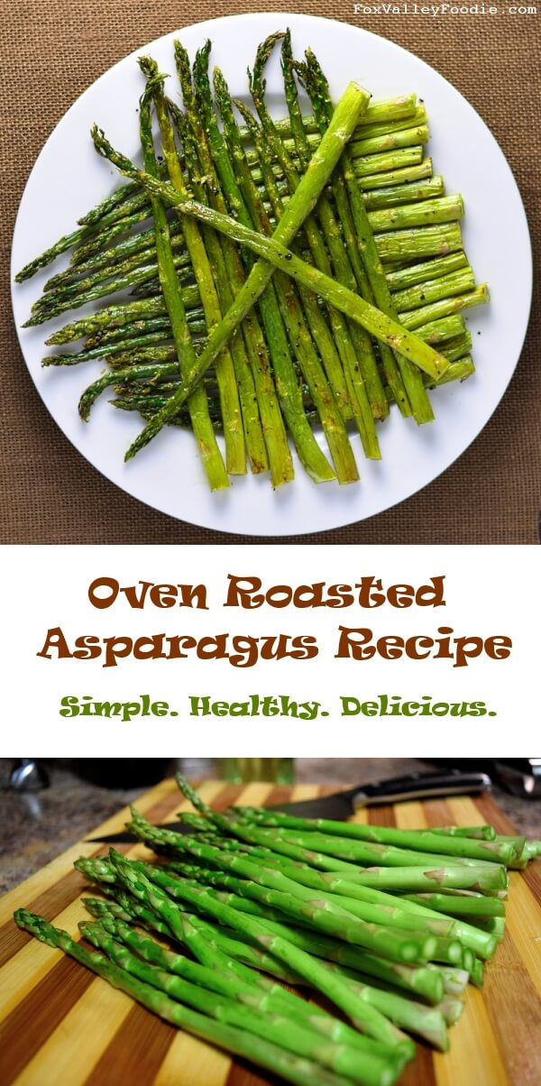 How to Roast Asparagus in the Oven - recipe