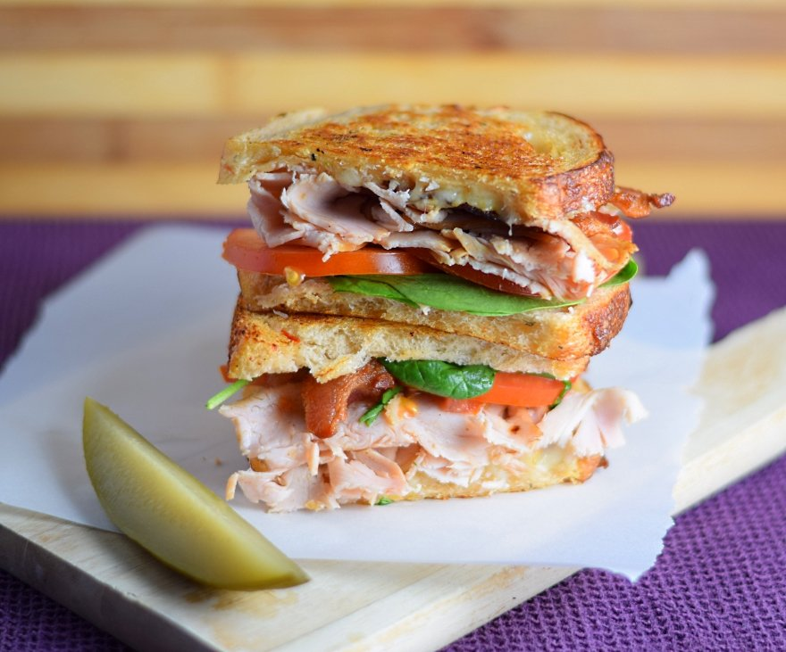 Image Bravo how to make the panera bacon turkey bravo sandwich - fox valley foodie