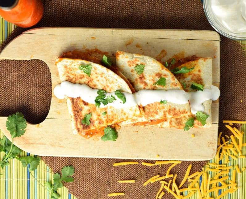 Chili Cheese Quesadilla Recipe