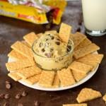 Eggless Cookie Dough Dip