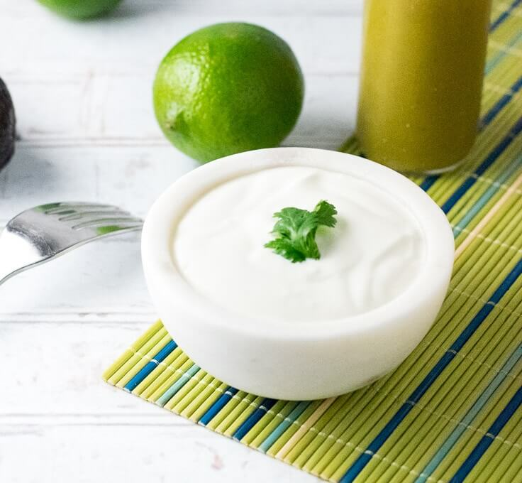 recipe: cilantro aioli sour cream [5]