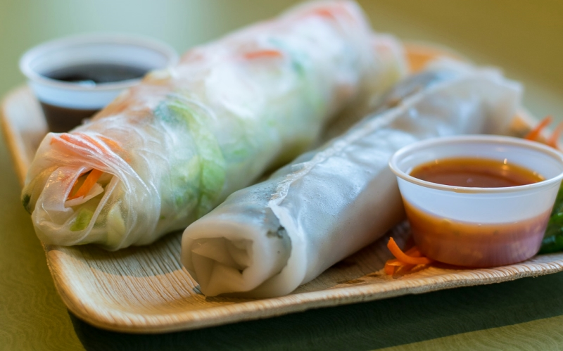Eggrolls Inc Pho Roll