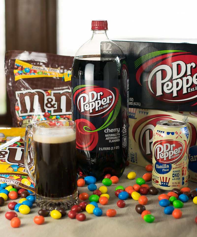 Dr Pepper Cherry Products