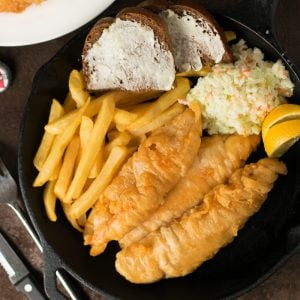 Beer battered perch recipe - Wisconsin Fish Fry
