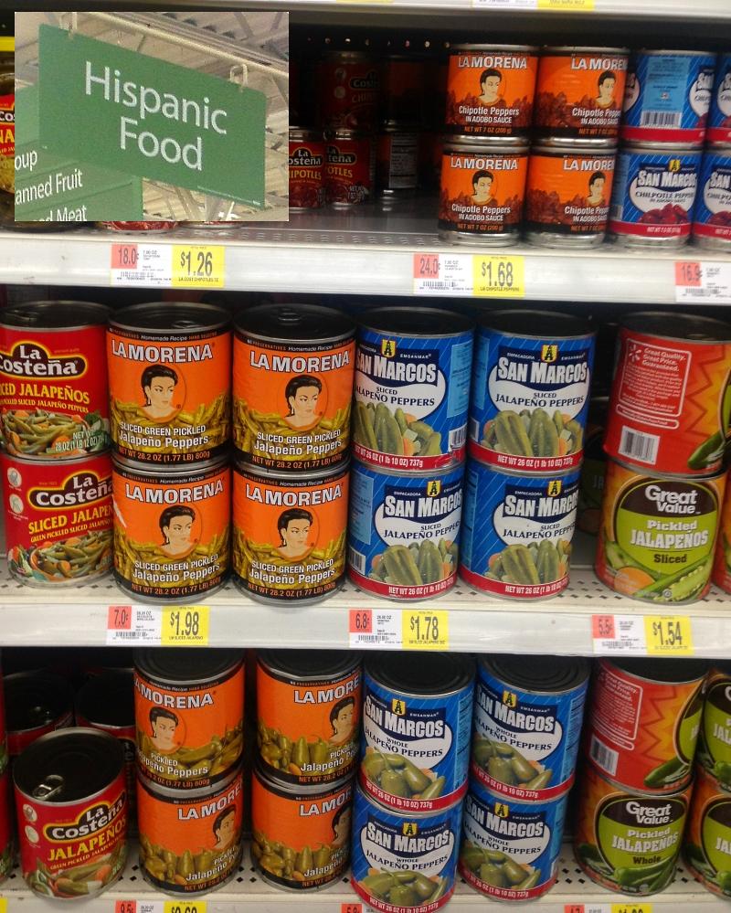 La Morena Walmart