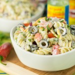 Habanero Ranch Pasta Salad