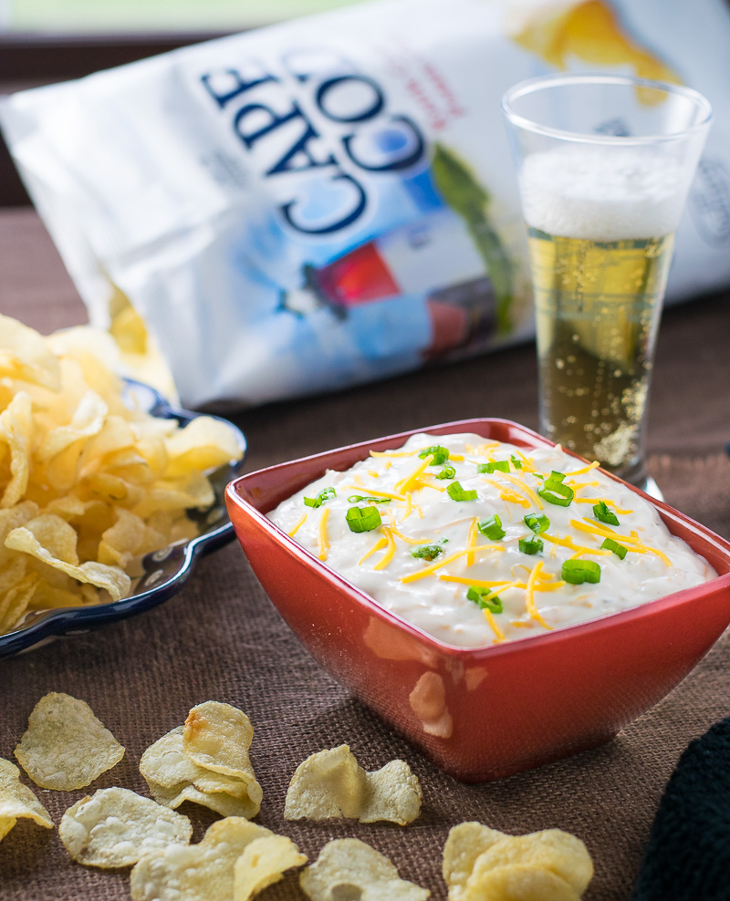 Beer and Cheddar Dip - Fox Valley Foodie