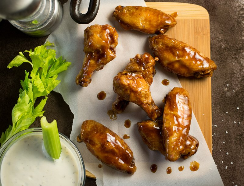 how to make hot sauce for buffalo wings
