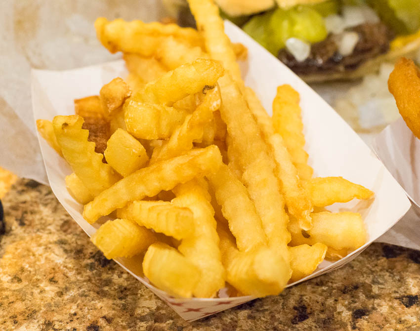 Mihm's Charcoal Grill French Fries