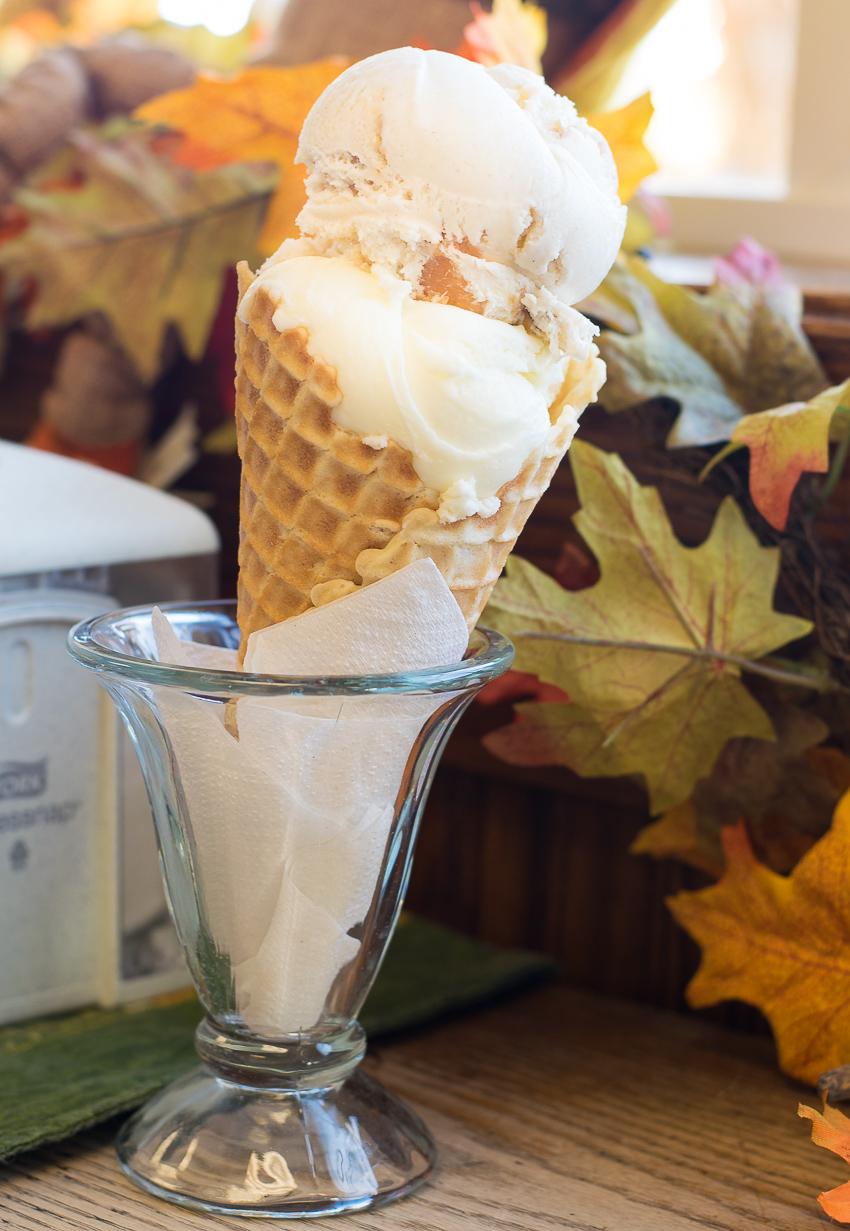 Kelley Country Creamery ice cream