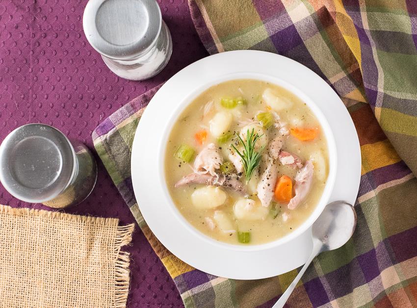 Супы из индейкиы с фото простые