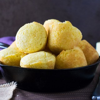Homemade Cornbread from Scratch