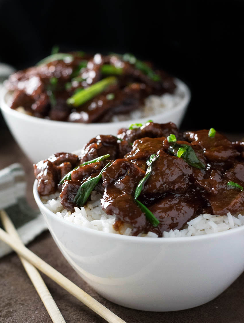 Mongolian Beef Recipe - Fox Valley Foodie