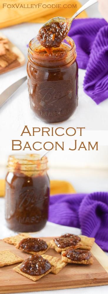 Apricot Bacon Jam