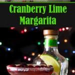 Cranberry Lime Margarita