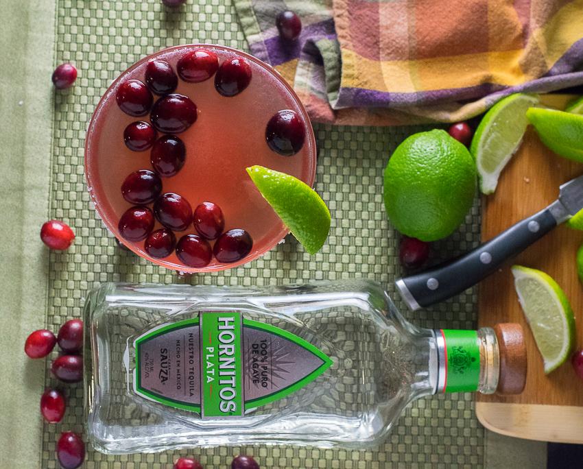 Cranberry Lime Margarita recipe