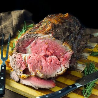 How to Cook a Standing Rib Roast