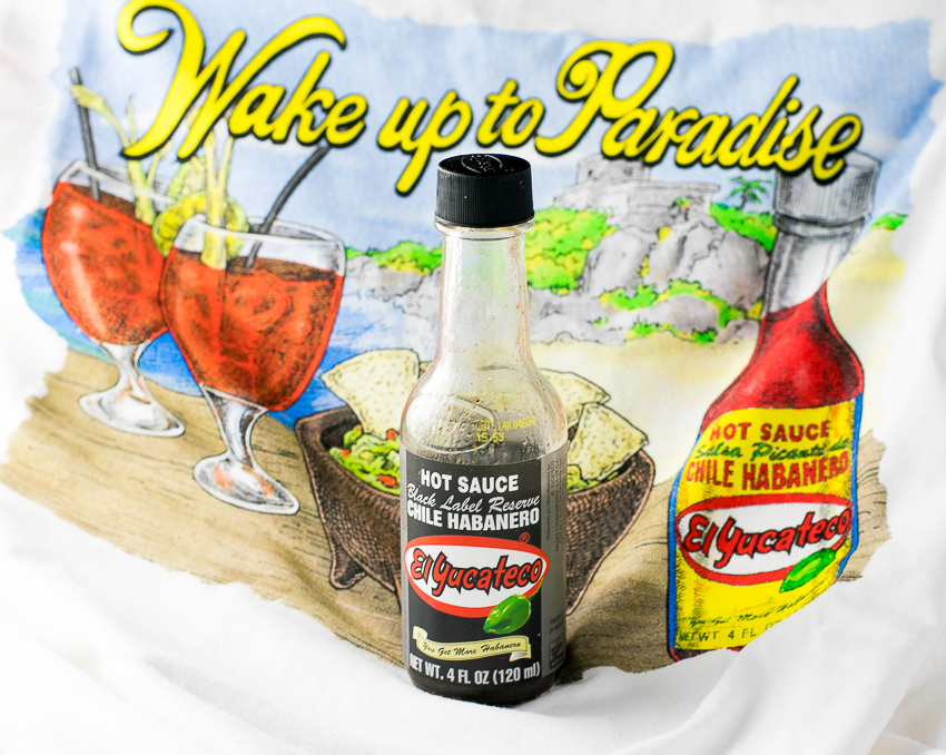 El Yucateco Black Label Reserve Hot Sauce