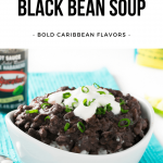 Slow Cooker Black Bean Soup recipe