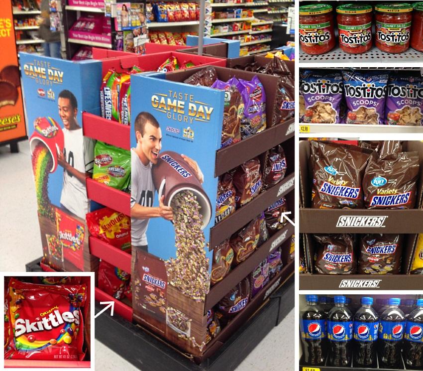 Snickers Walmart