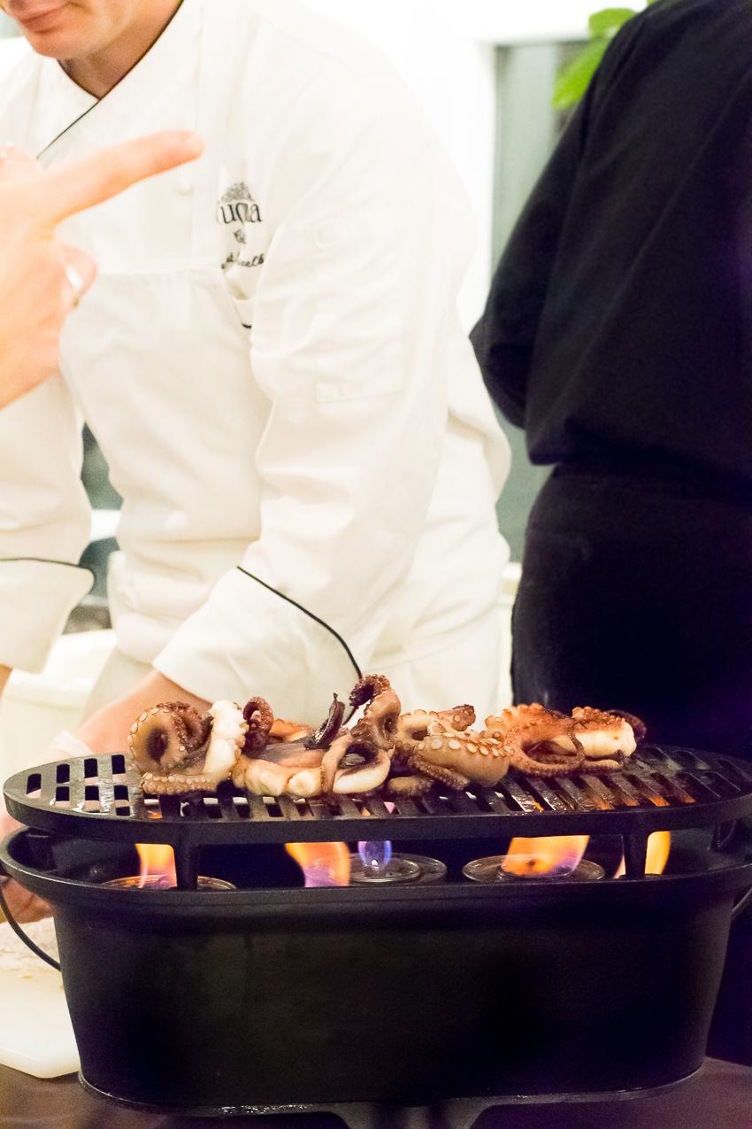 The American Club Kohler WI Chefs' Night