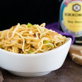 Panda Express Chow Mein Recipe – Copycat
