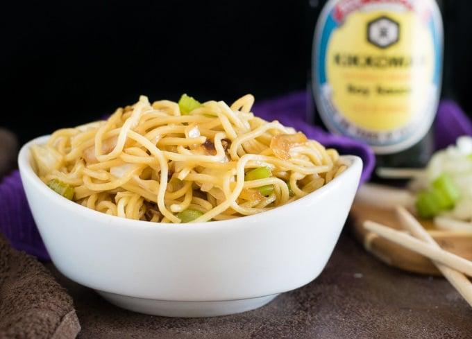 Panda Express Chow Mein Side Dish