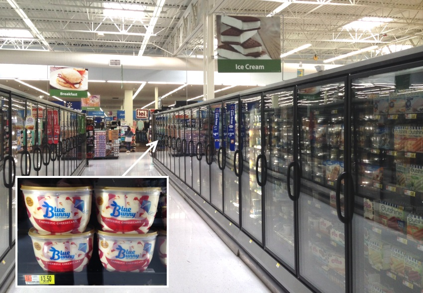 Blue Bunny Walmart