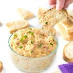 Hot Reuben Dip Appetizer