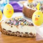 M&M's® Layered Cheesecake