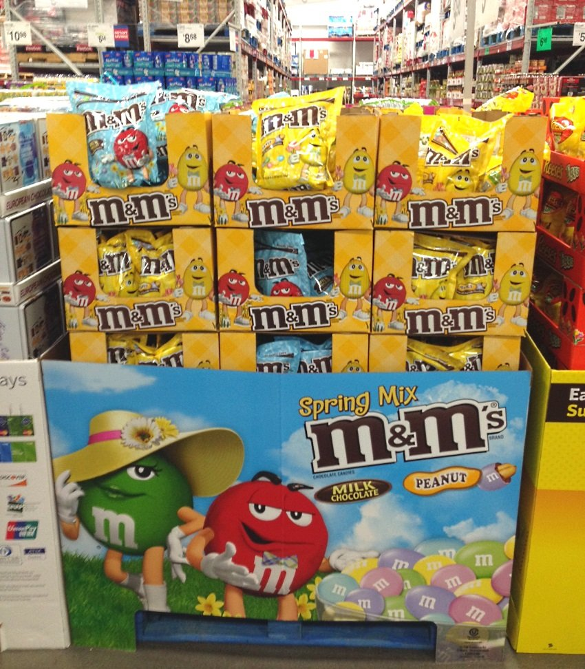 Sam's Club M&M's