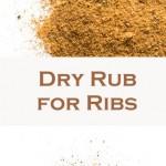 Dry Rub for Ribs Recipe