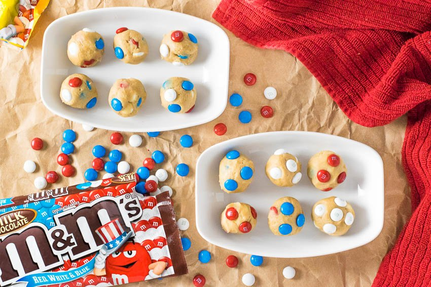 Edible M&M's® Cookie Dough
