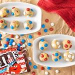 Edible M&M's® Cookie Dough