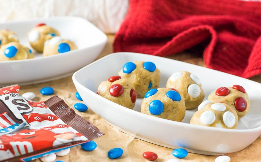 Edible M&M's® Cookie Dough Recipe